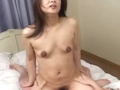 Horny Japanese slut in Incredible Blowjob/Fera, Masturbation/Onanii JAV video