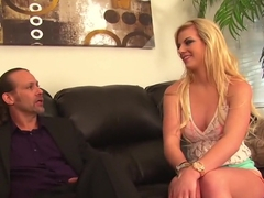 Incredible pornstar Sami St. Claire in horny cunnilingus, blowjob adult movie