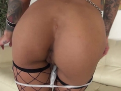 Hottest pornstar Bonnie Rotten in Best Masturbation, Stockings sex video