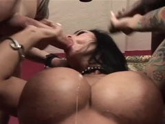 Crazy pornstar Angelina Valentine in Fabulous Hardcore, Threesomes xxx video