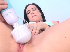 Crazy pornstar Aiden Ashley in Exotic Dildos/Toys, Solo Girl porn movie