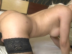 TrannySurprise - Licking and sticking