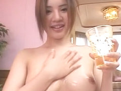 Fabulous Japanese girl Aya Manabe in Horny Cunnilingus, Handjobs JAV scene