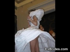 Real Excited Ex Brides!