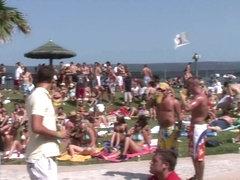 SpringBreakLife Video: Wild Beach Party
