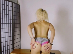 Exotic pornstar in Incredible Blonde, Solo Girl xxx movie