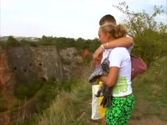 GoldenPassions Video: Outdoor Watersports With Valery