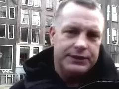 Amateur guy searches for black hooker in Amsterdam