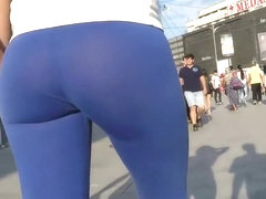 Milf with an insanely fine ass