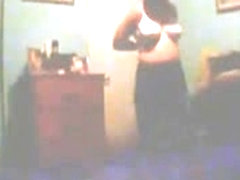 Unaware SIL strips on hidden cam