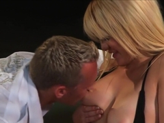 Crazy pornstar Alexis Ford in horny cunnilingus, blowjob porn movie