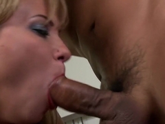 Horny pornstar Aleska Diamond in hottest anal, blonde sex movie