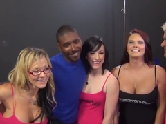 Amazing pornstars Mackenzee Pierce, Nikki Sexx and Jennifer White in hottest mature, dildos/toys a.