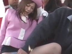 Fabulous Japanese chick Mei Itoya in Crazy Public, Fingering JAV movie