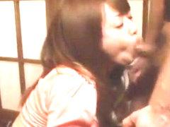 Best Japanese girl Akiho Yoshizawa in Exotic Public, Doggy Style JAV scene
