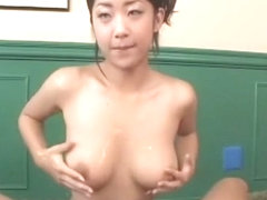 Crazy Japanese whore Satomi Suzuki in Exotic Big Tits, POV JAV scene