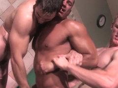 Angelo Marconi & Brandon Bangs & Phenix Saint in Brutal, Part 2, Scene #03