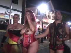 public nudity festival key west florida
