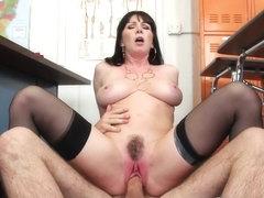 Rayveness & Dane Cross in My First Sex Teacher