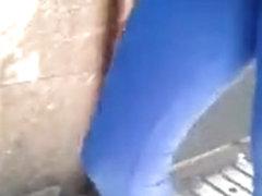 cameltoe madura azul
