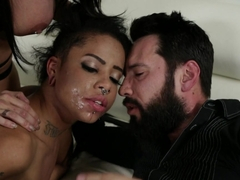 Exotic pornstars Jessica Creepshow, Tommy Pistol, Brandy Aniston in Best Fetish, Brunette xxx movie
