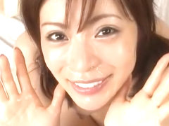 Hottest Japanese model Aya Sakurai in Incredible POV JAV video
