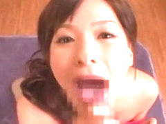 Incredible Japanese whore Kaho Kasumi in Horny POV JAV clip