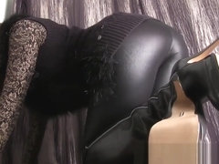 Mistress T JOI Boot fetish