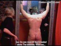 Russian-Mistress Video: Ice