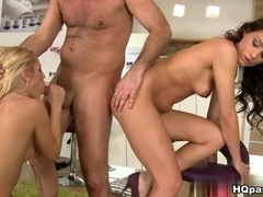 EuroSexParties - Licking and sticking