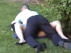 Best man caught fucking a bridesmaid