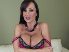 Incredible pornstar Lisa Ann in Hottest Brunette, Big Tits adult video
