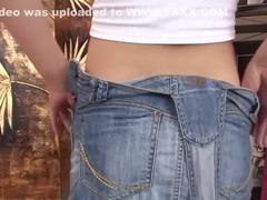 Amazing pornstar in hottest masturbation, solo adult clip