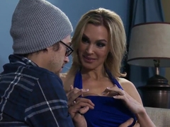 Tanya Tate tempts young nerd Xander Corvus