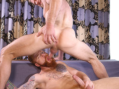 Bennett Anthony & Christopher Daniels in Trophy Boys Part 2 - DrillMyHole