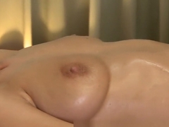 MILF hairy pussy gets stretched and creamed on by big dick