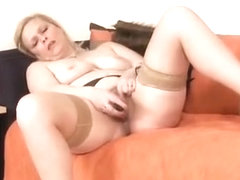 Mature wife horny at home