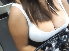 These gigantic tits radiate pure love