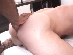 Ray Diesel and Sean Duran - BarebackCumPigs