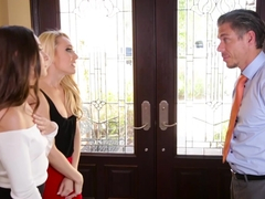 AJ Applegate, Cassidy Klein In Battle Of The Interns