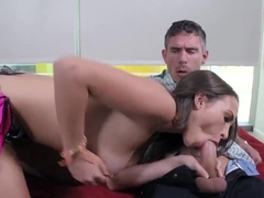 Lily Love and Mick Blue gonna have nice fuck