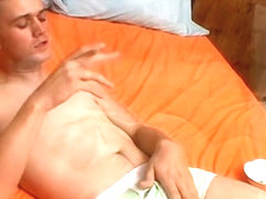 Bryce Smokin & Strokin Again! - Bryce Smokin & Strokin Again! - Boys-Smoking