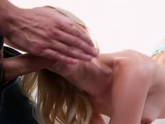 Tight cunt Piper Perry enjoys only the largest cocks