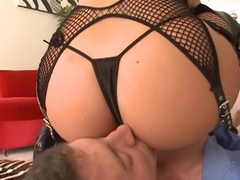 Incredible pornstar Phoenix Marie in amazing cunnilingus, anal sex movie