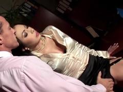 Incredible pornstar Samy Omidee in hottest anal, brazilian sex video