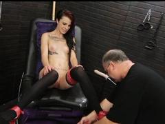 Exotic pornstar Molly Winters in hottest dildos/toys, masturbation adult clip