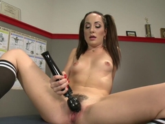 Hottest fetish adult video with horny pornstar Marley Blaze from Fuckingmachines