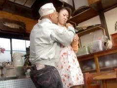 Strong Sex Gets Ruri Hayami Turned On And Cumming