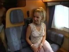 Norwegian girl takes BBC on Eurotrain