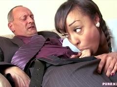 PureXXXFilms Video: From Babysitter To Whore